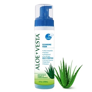 Aloe Vesta Cleansing Foam 236ml