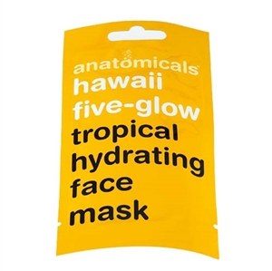 Anatomicals Tropical Containing Moisturizing Facial Mask 15ml