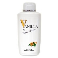 Bettina Barty Vanilla Bath&Shower Gel 500ml