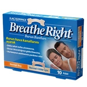 Breathe Right Normal Boy 10 Adet