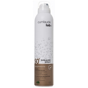 Cumlaude Lab Sunlaude SPF50+ Spray Transparente 200ml