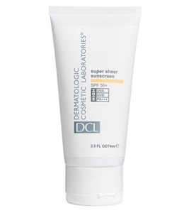 DCL Sheer Sunscreen SPF 50+ 74ml