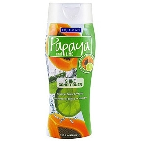 Freeman Papaya Lime Shine Conditioner 400ml