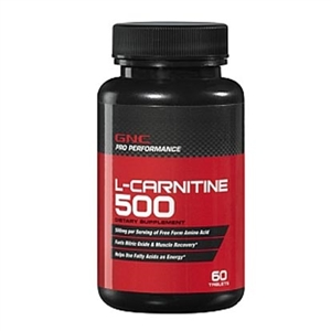 GNC Pro Performance L-Carnitine 500 60 tablet