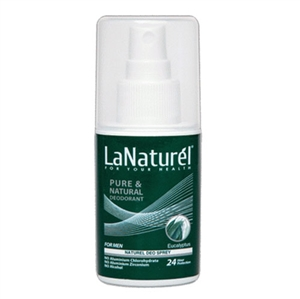 LaNaturel Sprey Deodorant Okaliptus Erkek 50ml