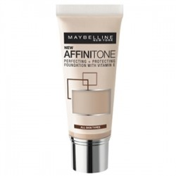 Maybelline Affinitone Perfecting Protecting Fondöten 30ml