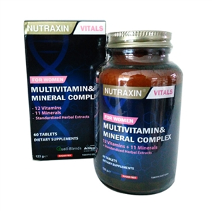 Nutraxin Vita-Women 60 Tablet