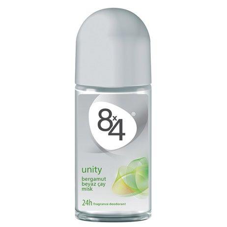8x4 - 8x4 Unity Men 24h Parfüm Deodorant 50ml