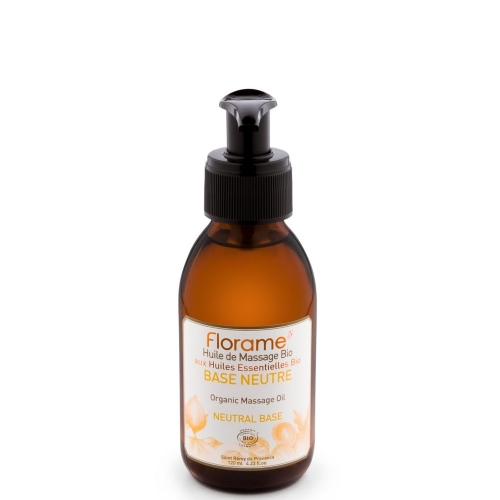 Florame Organic Massage Oil 120 ML