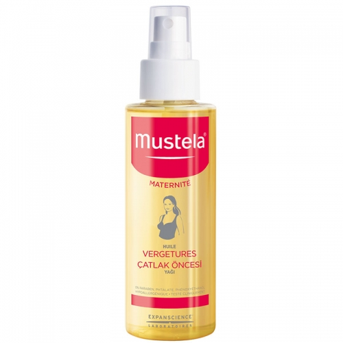 Mustela Maternite Stretch Marks Prevention