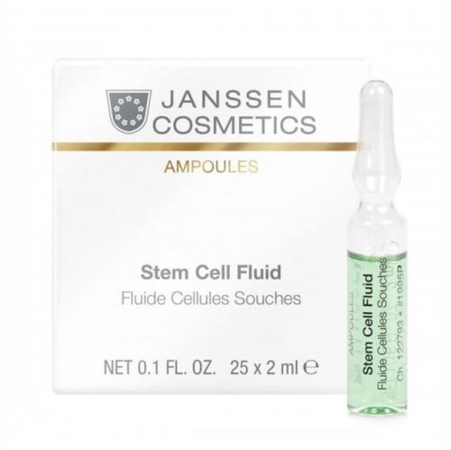 Janssen Cosmetics Ampoules Detox Fluid 25 x 2ml