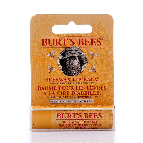 Burts Bees Beeswax Doğal Dudak Bakımı
