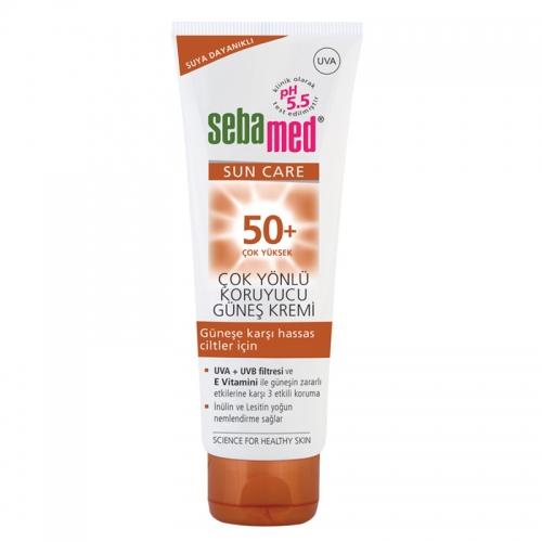 Sebamed SPF 50 Çok Yönlü Koruyucu Güneş Kremi 75 ml
