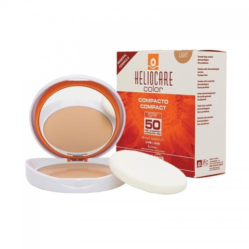 Heliocare Color Compacto Compact Güneş Koruyucu Krem 10 gr - Light
