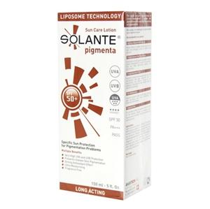 Solante Pigmenta Lotion SPF 50+ 150 ml