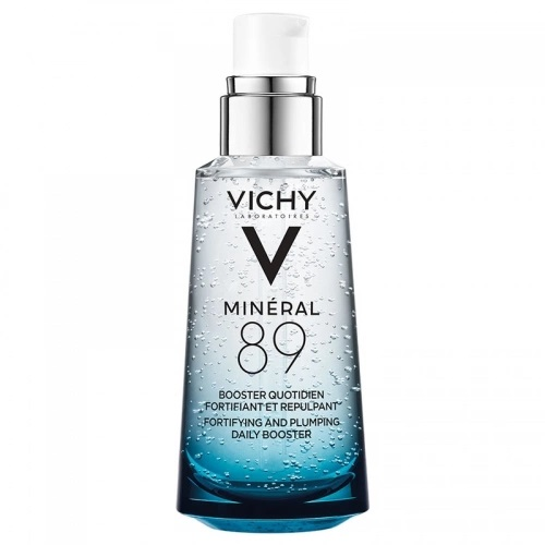 Vichy Mineral 89 Mineralizing Water + Hyaluronic Acid 50 ml Serum