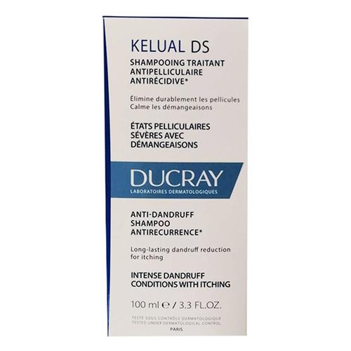 Ducray Kelual Ds İnatçı Kepeğe Karşı Şampuan
