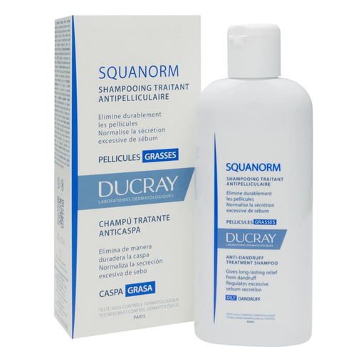 Ducray Squanorm Şampuan OILY Dandruff