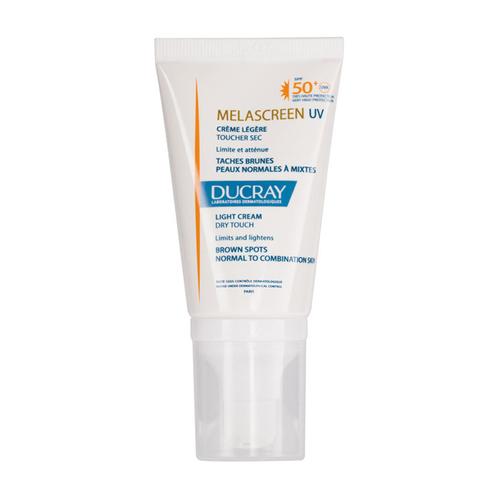 5.Ducray Melascreen Light Cream SPF 50