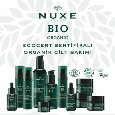 Nuxe Bio Organic Serisi