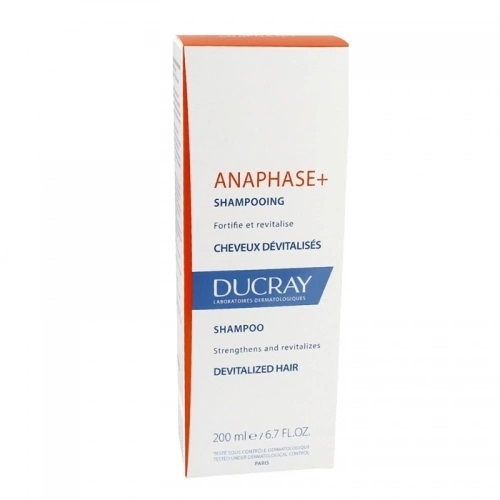 Ducray Anaphase + Plus Saç Dökülmesine Karşı Şampuan