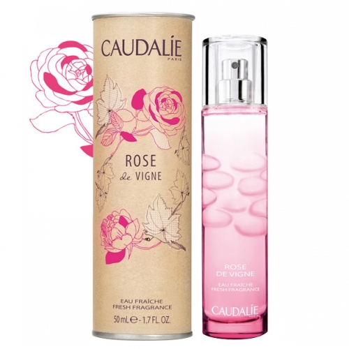 Caudalie Rose de Vigne Gül Aromalı Parfüm