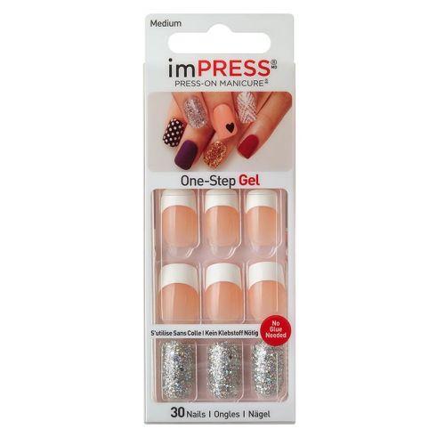 imPress Takma Tırnak Medium