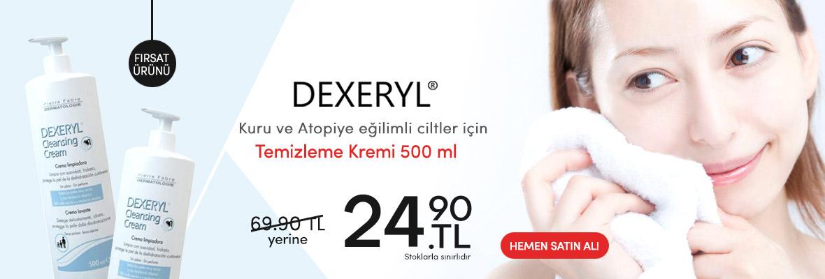 Dexeryl cleansing cream