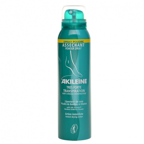 AKILEINE - Akileine Anti Perspirant Powder Spray 150ml