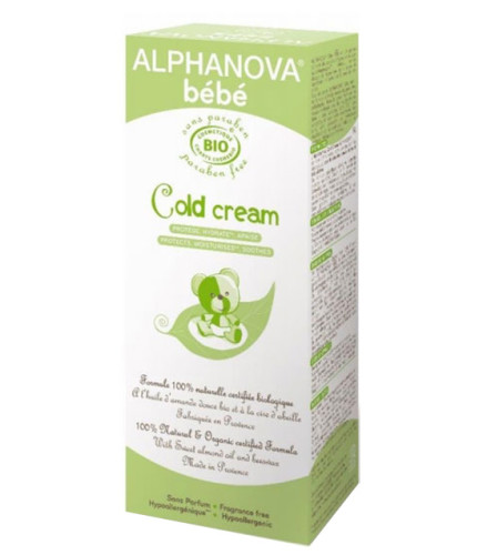 Alphanova - Alphanova Bebe Cold Cream 50ml