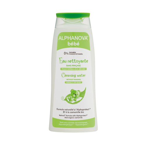 Alphanova - Alphanova Bebe Temizleme Sıvısı 200 ml