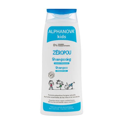 Alphanova Organik Saç Bakım Şampuanı 200ml