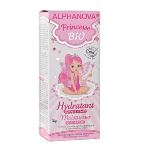Alphanova - Alphanova Prenses Bio Yüz ve Vücut Nemlendirici 50ml