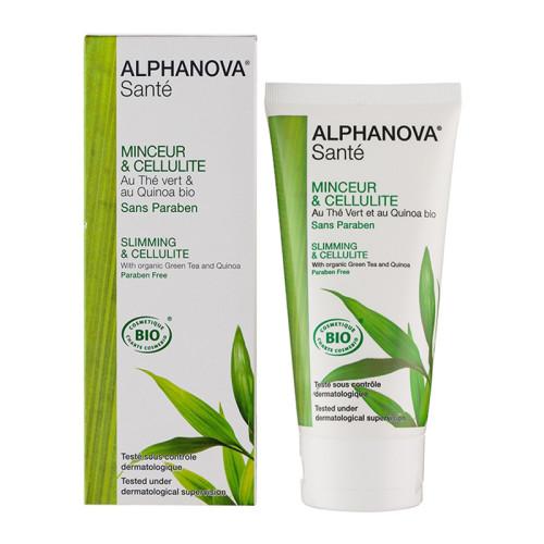 Alphanova - Alphanova Sante Sıkılaştırıcı ve Selülit Kremi 150ml