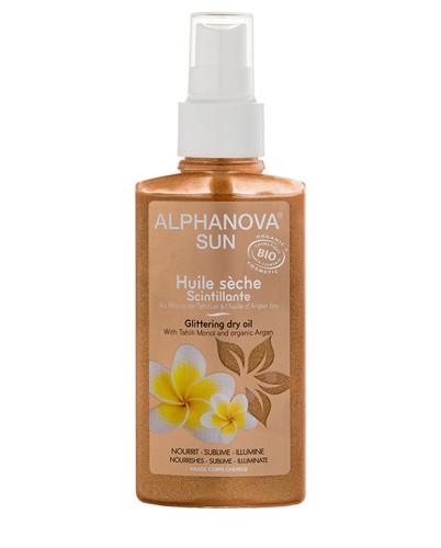 Alphanova - Alphanova Sun Glittering Dry Oil Bio 125ml