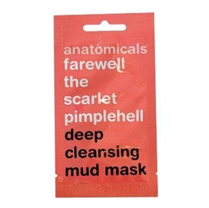 Anatomicals Deep Cleansing Facial Mask Containing Clay 15ml
