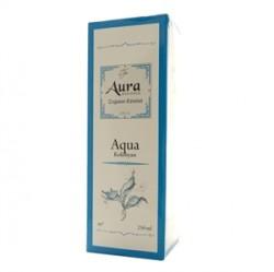 Aura - Aura Aqua Kolonyası 250ml Cam Şişe