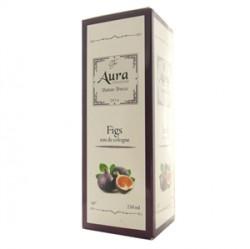 Aura - Aura İncir Kolonyası 250ml Cam Şişe