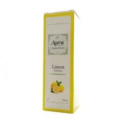 Aura - Aura Limon Kolonyası 200ml PVC Şişe