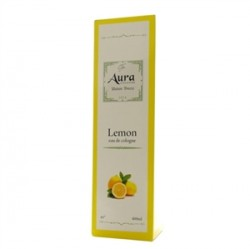 Aura - Aura Limon Kolonyası 400ml PVC Şişe