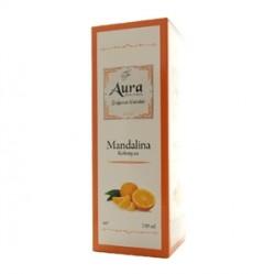 Aura - Aura Mandalina Kolonyası 250ml Cam Şişe