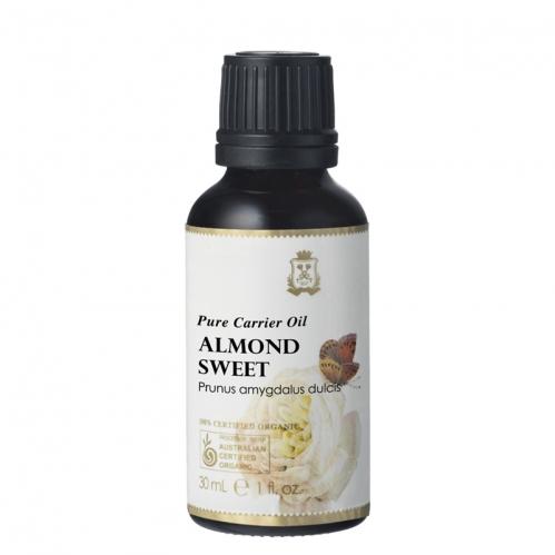 Ausganica - Ausganica Almond Sweet Pure Carrier Oil 30ml
