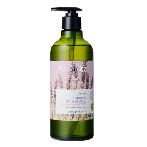 Ausganica - Ausganica Lavender Soothing Shampoo 500ml