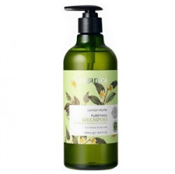 Ausganica - Ausganica Lemon Myrtle Purifying Shampoo 500ml