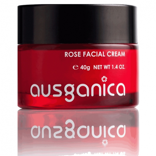 Ausganica - Ausganica Rose Facial Cream 40g