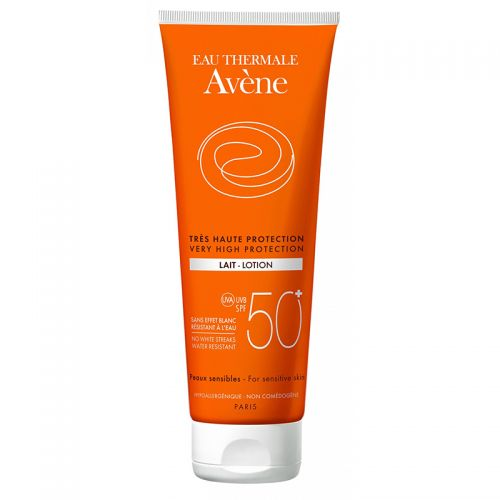 Avene SPF 50+ Lait Lotion 250ml