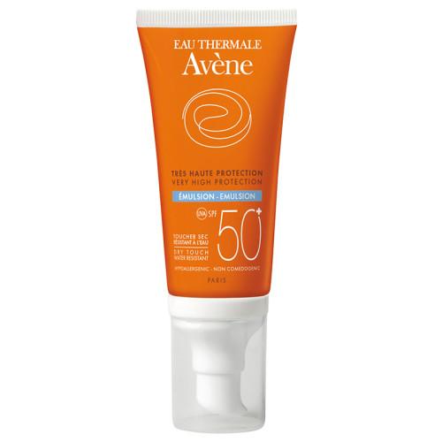 Avene Ürünleri - Avene Spf 50+ Emülsiyon Güneş Koruyucu 50 ML