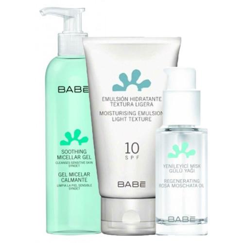 Babe Cilt Bakım Ürünleri - Babe Cilt Bakım SETİ