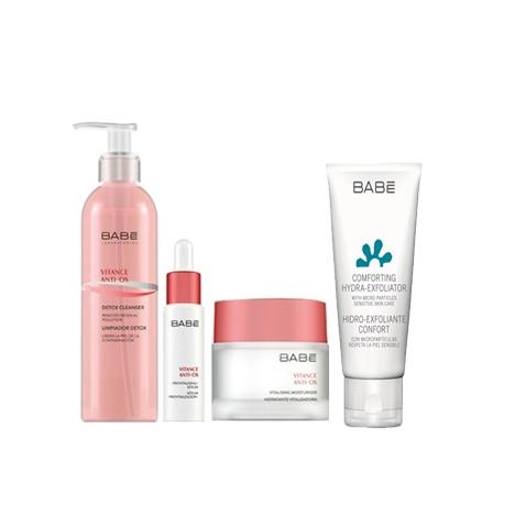Babe Cilt Bakım Ürünleri - Babe Komple Cilt Detox Bakım SETİ