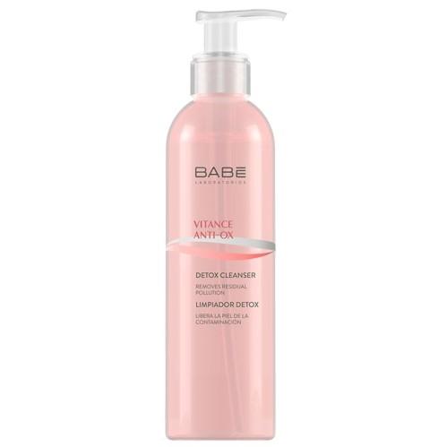 Babe Cilt Bakım Ürünleri - Babe Vitance Anti-ox Detox Etkili Temizleyici Jel 245mL